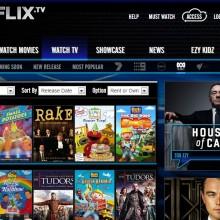 A screenshot of the EzyFlix.TV website's ABC TV section