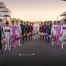 Promotional still from Formula 1: Drive to Survive: Season 3
