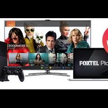 Foxtel Play Promo Graphics
