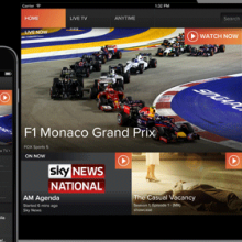 Photo of Foxtel on portable devices