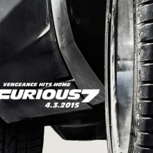Poster for Fast & Furious 7
