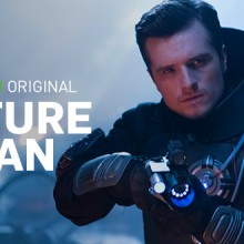 Poster for Futureman