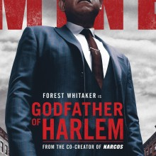 Poster for Godfather of Harlem