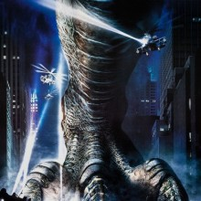 Poster for Godzilla