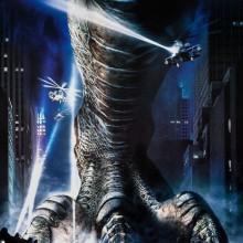 Poster for Godzilla