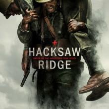 Poster for Hacksaw Ridge