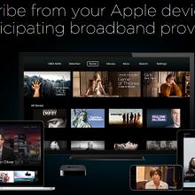 Screenshot of HBO Now's website