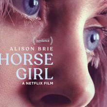 Poster for Horse Girl