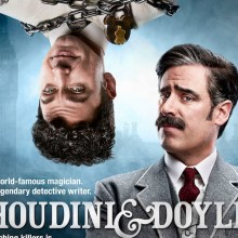 Poster for Houdini and Doyle