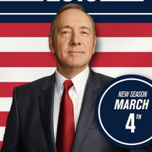 Poster for House of Cards - Season 4