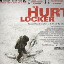 Poster for The Hurt Locker