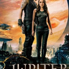 Poster for Jupiter Ascending