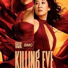 Poster for Killing Eve - Season 3