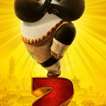 Poster for Kung Fu Panda 2