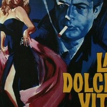 Poster for La Dolce Vita