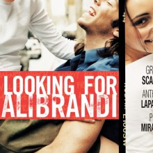 Movie poster for Looking for Alibrandi