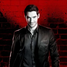 Promo graphics for Lucifer