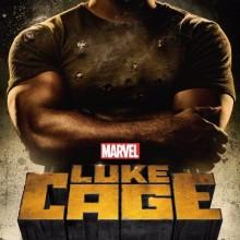 Poster for Netflix's Luke Cage