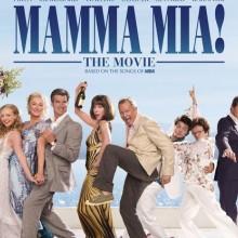 Poster for Mamma Mia!