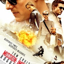 Poster for Mission: Impossible - Rogue Nation