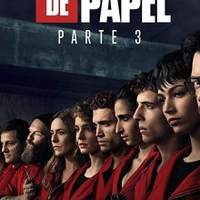 Poster for Money Heist Season 3