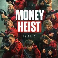 Poster for Money Heist: Season 5