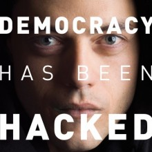 Poster for Mr. Robot