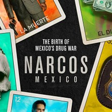 Poster for Narcos: Mexico