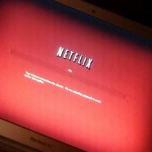 Photo of Netflix buffering playback - Photo credit: Global X (https://www.flickr.com/photos/globalx/4631323660/in/photolist-), CC 2.0