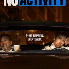 Poster for the No Activity (US Series)