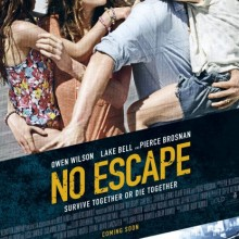 Poster for No Escape