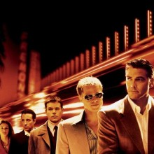Poster for Ocean's Eleven