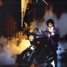 Poster for Purple Rain