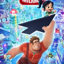 Poster for Ralph Breaks the Internet