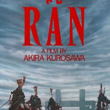 Poster for Ran