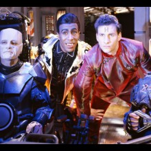 Poster for Red Dwarf