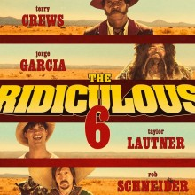 Poster for Ridiculous Six