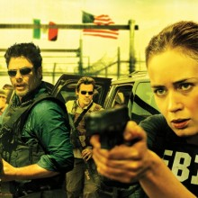 Poster for Sicario