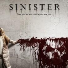 Poster for Sinister