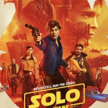 Poster for Solo: A Star Wars Story