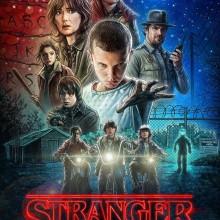 Poster for Stranger Things