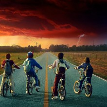 Promo for Stranger Things Season 2