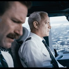 Still from movie Sully