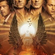 Poster for Supernatural: Season 15
