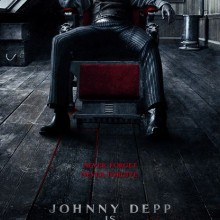 Poster for Sweeney Todd