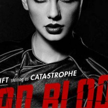 Poster for Taylor Swift - Bad Blood