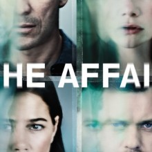 Poster for The Affair