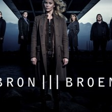 Poster for Bron/Broen (The Bridge)
