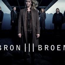 Poster for Bron/Broen (The Bridge)