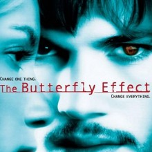 Poster for The Butterfly Effect